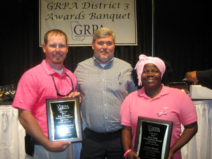 GRPA District 3 Awards Banquet 2017