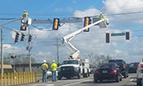 Traffic Signal Improvements Scheduled for Westover Blvd. and Oakridge Dr.