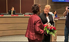 City Recognizes Outgoing Mayor & Commissioners